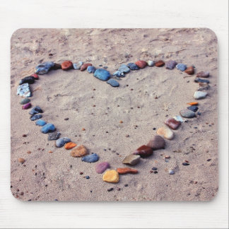 Heart of Stones Mouse Pad