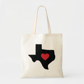 Heart of Texas Tote Bag