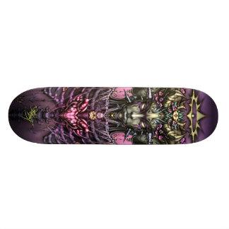 Heart of the Dragon Queen Custom Skateboard