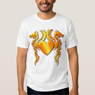 HEART OF THE DRAGONS T SHIRT