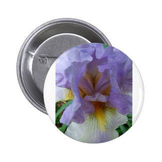 Heart of the Iris 2 Inch Round Button