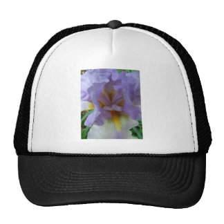 Heart of the Iris Trucker Hat