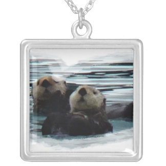 heart of the otter love necklace
