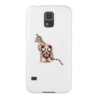 Heart of the Skull Case For Galaxy S5