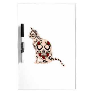 Heart of the Skull Dry Erase Board