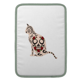 Heart of the Skull Sleeves For MacBook Air