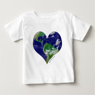 Heart of the World Baby T-Shirt