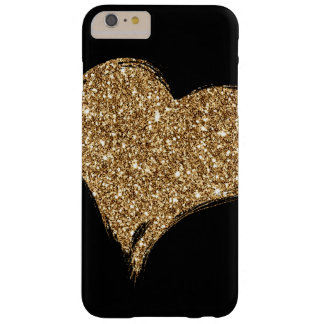 Heart O'Gold Barely There iPhone 6 Plus Case