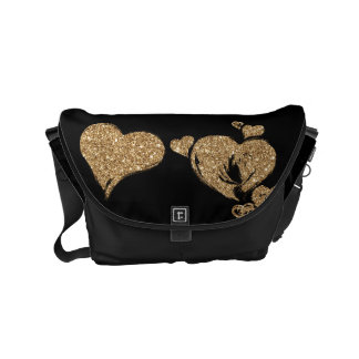 Heart O'Gold Courier Bags