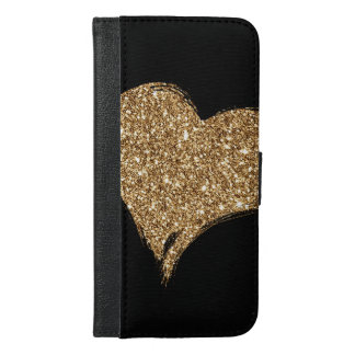 Heart O'Gold iPhone 6/6s Plus Wallet Case