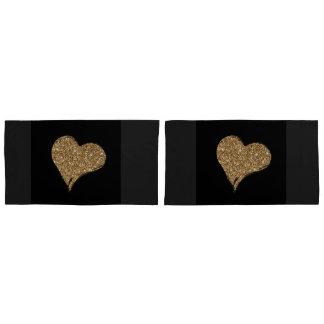 Heart O'Gold Pillowcase