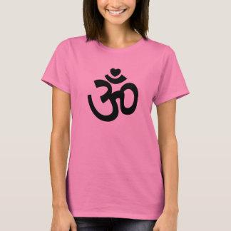 Heart Om Sign - Yoga Tees