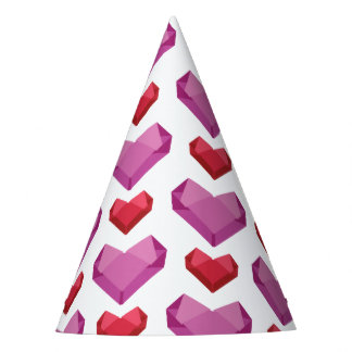 Heart Party Hat
