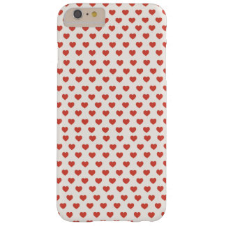 Heart Pattern Barely There iPhone 6 Plus Case
