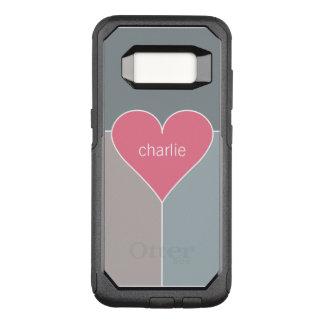 Heart Pattern custom monogram phone cases