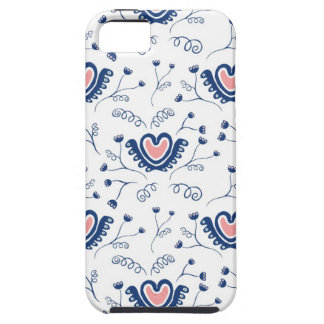 """Heart Pattern"" iPhone 5 Cover"