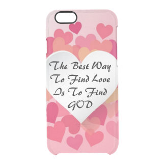 Heart Pattern iPhone 6/6s Case