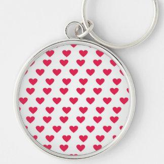 Heart Pattern Keychains