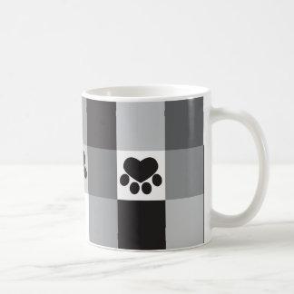 Heart Paw Boxes Mug