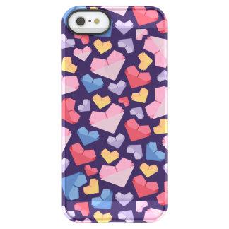 Heart Permafrost® iPhone SE/5/5s Case
