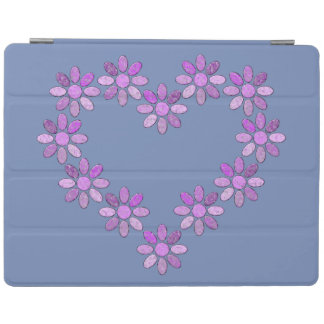 Heart picture iPad cover