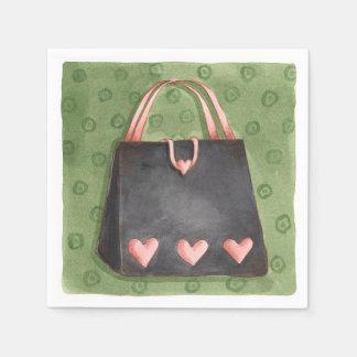 Heart Purse - Paper Napkins