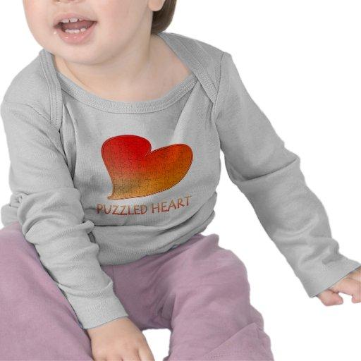 Heart Puzzle Tee Shirt