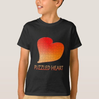 Heart Puzzle Tees