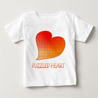Heart Puzzle Tshirt
