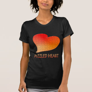 Heart Puzzle Tee Shirts