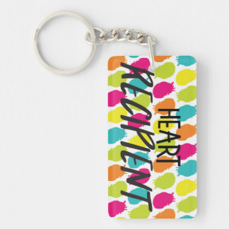 Heart Recipient Keychain