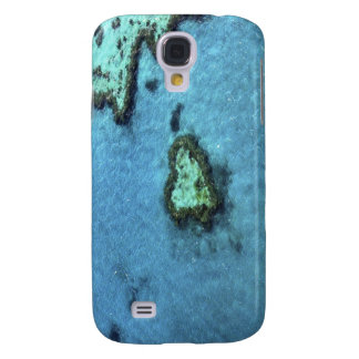 Heart Reef - Australia Galaxy S4 Cover