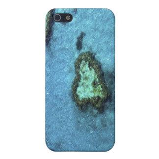 Heart Reef - Australia iPhone 5/5S Covers