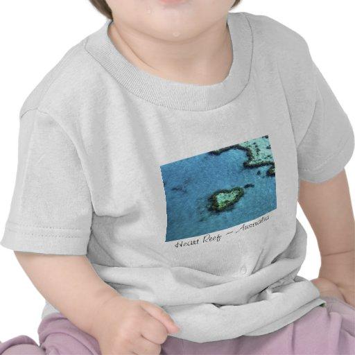 Heart Reef - Australia Shirt