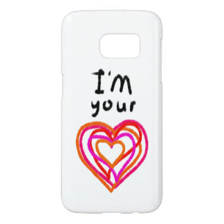 Heart Samsung Galaxy S7 Case
