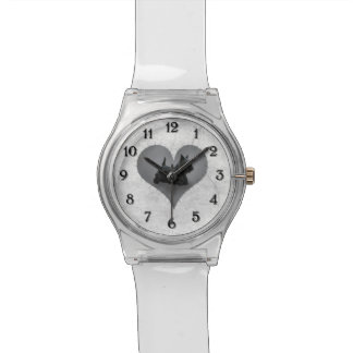 Heart Scottie Watch