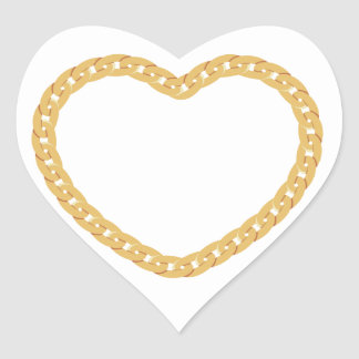Heart Shape Wedding Envelope Seal Label Heart Sticker