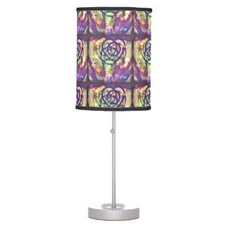 Heart Shaped Dream Catcher Lamp