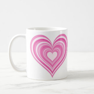 Heart Shaped Mug