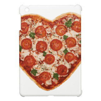 heart shaped pizza iPad mini covers