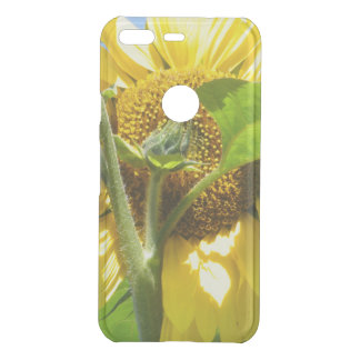 Heart Shaped Sunflower Uncommon Google Pixel Case