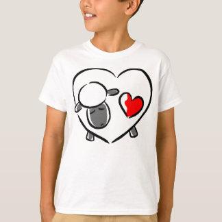 Heart Sheep T-Shirt