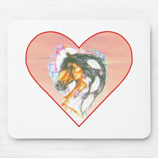 HEART SONG MOUSE PAD