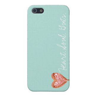 Heart. Soul. Guts. iPhone 5/5S Covers