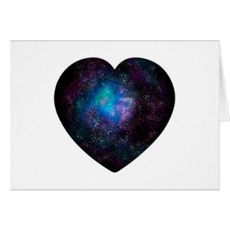 Heart Space - pn Card
