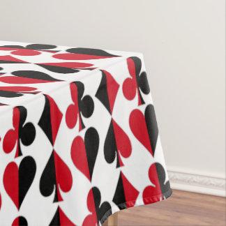 Heart Spade Diamond Club Tablecloth