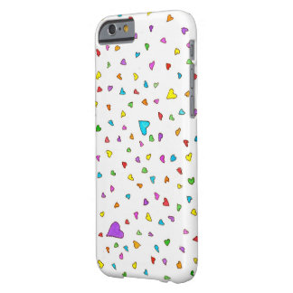 Heart Sprinkles- iphone 6/6s case