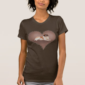 Heart St. Bernard T-Shirt