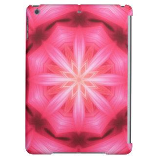 Heart Star Mandala iPad Air Cover