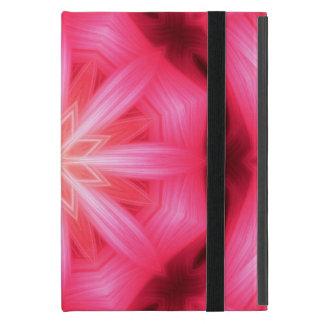 Heart Star Mandala iPad Mini Cases